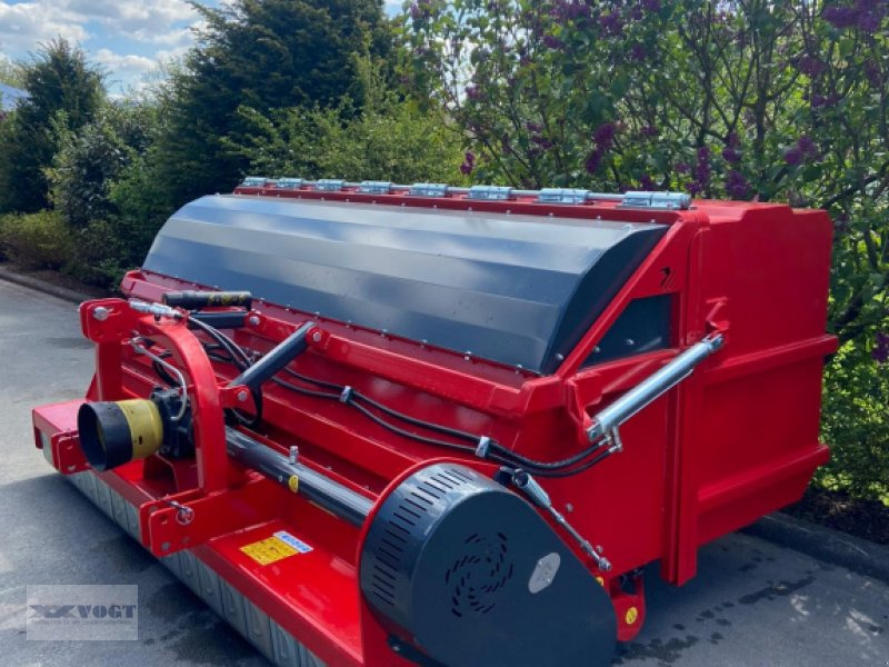 Mulcher типа DRAGONE V 280 mit Sammelbehälter, Neumaschine в Schmallenberg (Фотография 1)