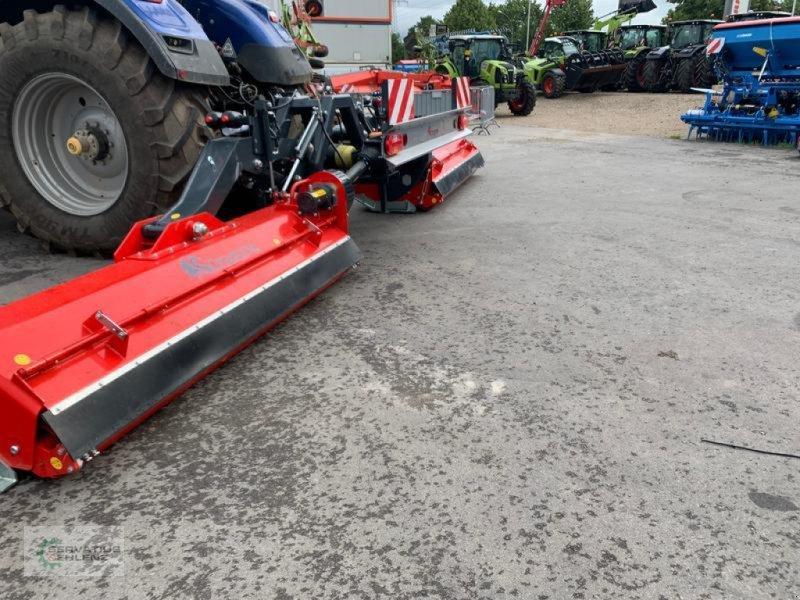 Mulcher des Typs DRAGONE VD 7700 +  VP 280 Schmetterlingsmulcher für Profis, Neumaschine in Rittersdorf (Bild 1)