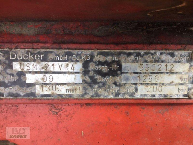 Mulcher des Typs Dücker USM21, Gebrauchtmaschine in Alt-Mölln (Bild 4)