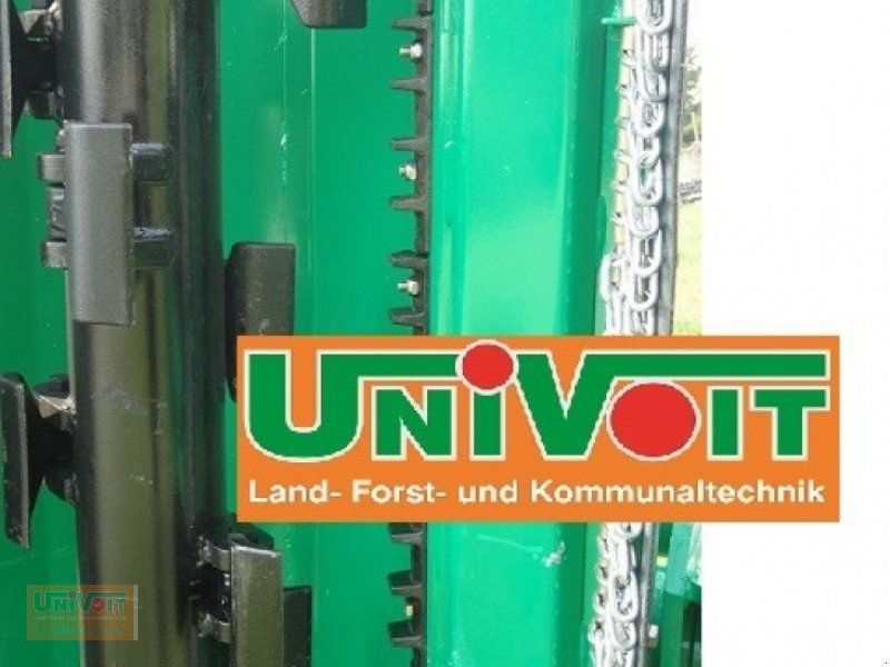 Mulcher des Typs Geo AGF  220 Schlegelmulcher hydr. schwenkbar mit Versatz, Neumaschine in Warmensteinach (Bild 4)