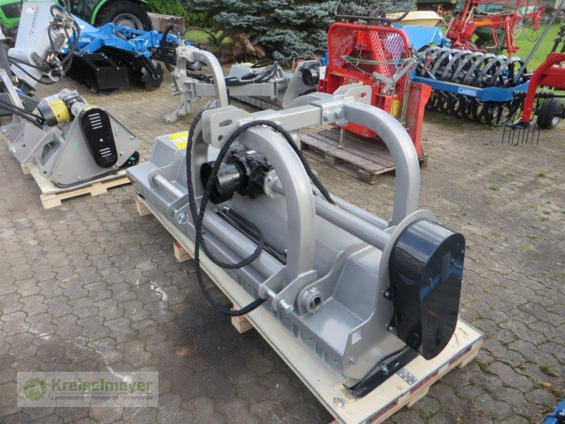 Mulcher des Typs Jansen AG-220 Frontmulcher + Heckmulcher mit hydraulischer Seitenverschiebung Schlegelmulcher, Neumaschine in Feuchtwangen (Bild 1)