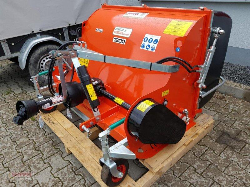 Mulcher des Typs Kubota KOALA 1200 +Fangbox, Neumaschine in Groß-Umstadt (Bild 1)