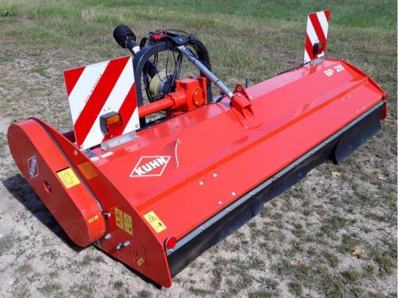 Mulcher des Typs Kuhn BP 28, Gebrauchtmaschine in Itterbeck (Bild 1)