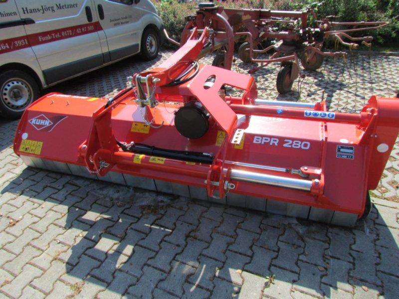 Mulcher des Typs Kuhn BPR280, Neumaschine in Meerane (Bild 1)