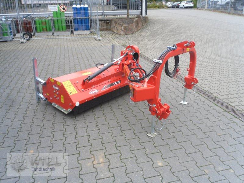 Mulcher des Typs Kuhn TB 16, Neumaschine in Rudendorf (Bild 1)