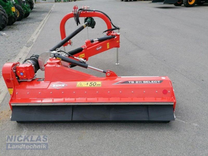 Mulcher des Typs Kuhn TB211 Select, Neumaschine in Schirradorf (Bild 4)