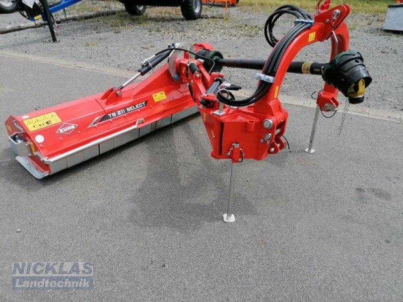 Mulcher des Typs Kuhn TB211 Select, Neumaschine in Schirradorf (Bild 2)