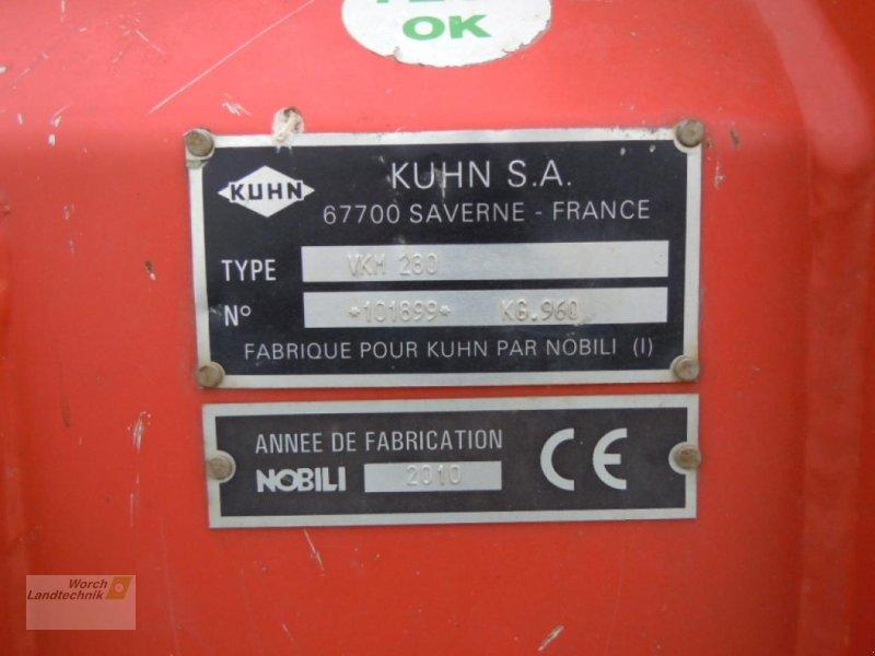 Mulcher des Typs Kuhn VKM 280, Gebrauchtmaschine in Schora (Bild 5)