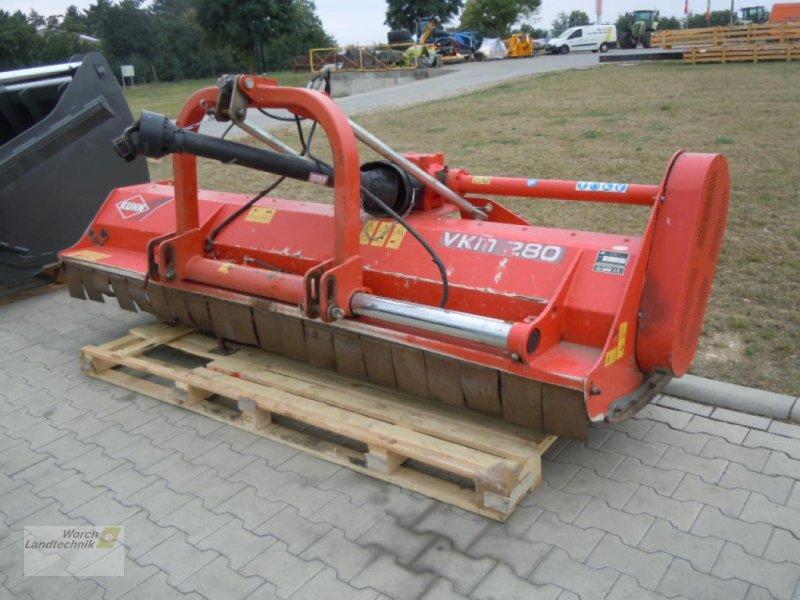 Mulcher des Typs Kuhn VKM 280, Gebrauchtmaschine in Schora (Bild 6)