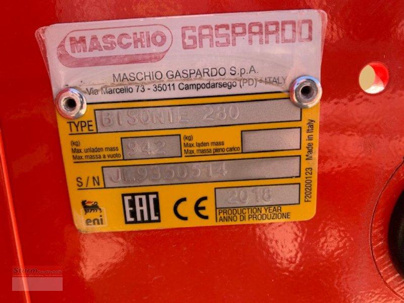 Mulcher типа Maschio Bisonte 280, Neumaschine в Allersberg (Фотография 3)