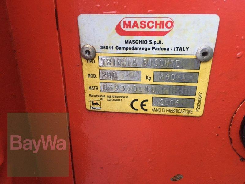 Mulcher des Typs Maschio Bisonte 280, Gebrauchtmaschine in Dinkelsbühl (Bild 7)