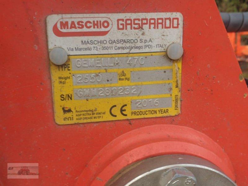 Mulcher типа Maschio Gemella 470, Gebrauchtmaschine в Flessau (Фотография 2)