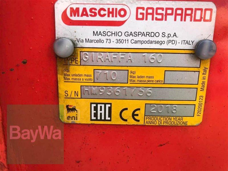 Mulcher des Typs Maschio Giraffa 160 SE, Gebrauchtmaschine in Blaufelden (Bild 5)