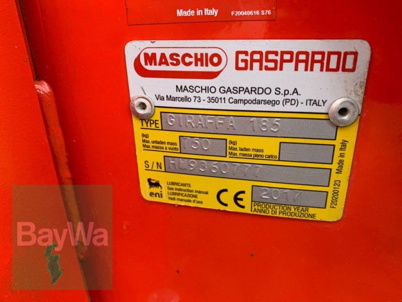 Mulcher des Typs Maschio Giraffa 185 SE, Gebrauchtmaschine in Fürth (Bild 6)
