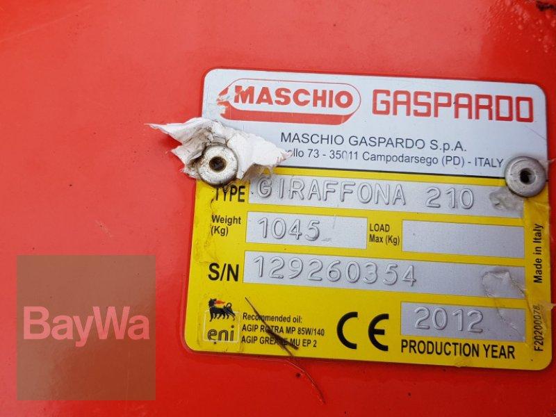 Mulcher des Typs Maschio Giraffona 210, Gebrauchtmaschine in Bamberg (Bild 5)