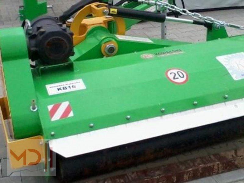 Mulcher типа MD Landmaschinen KW SCHLEGELMÄHER HECK-SEITE KB16--1,65M, Neumaschine в Zeven (Фотография 5)