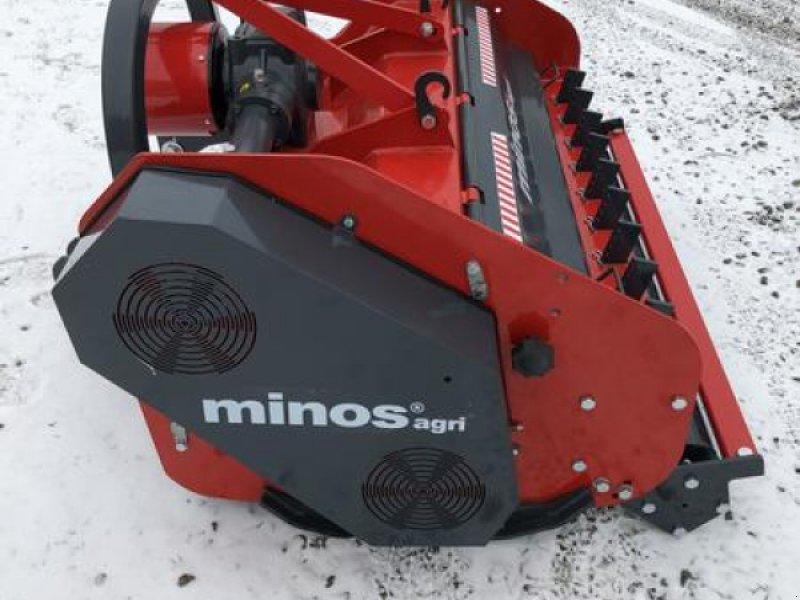 Mulcher типа Minos Agri Schlegelmulcher T-DSP 1400 **NEU**, Neumaschine в Münstermaifeld (Фотография 1)