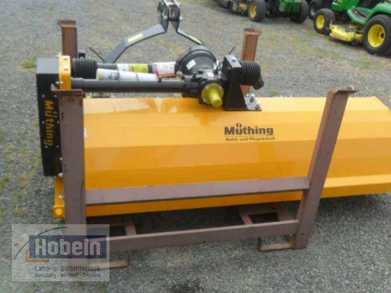 Mulcher типа Müthing ECOTOP 200, Neumaschine в Coppenbruegge (Фотография 1)