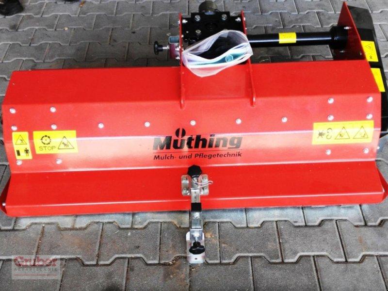 Mulcher des Typs Müthing MU-B 120, Neumaschine in Nordhausen OT Hesserode (Bild 1)