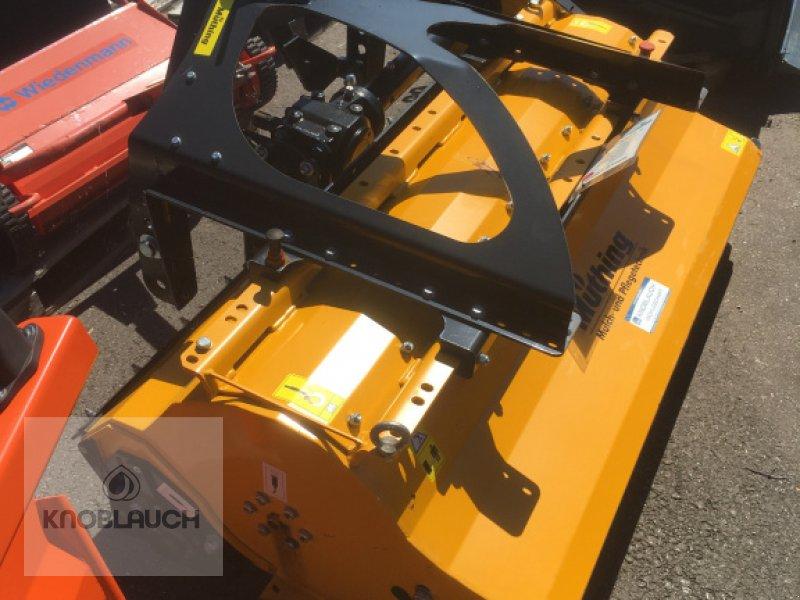 Mulcher des Typs Müthing Mu-E 140, Neumaschine in Immendingen (Bild 1)
