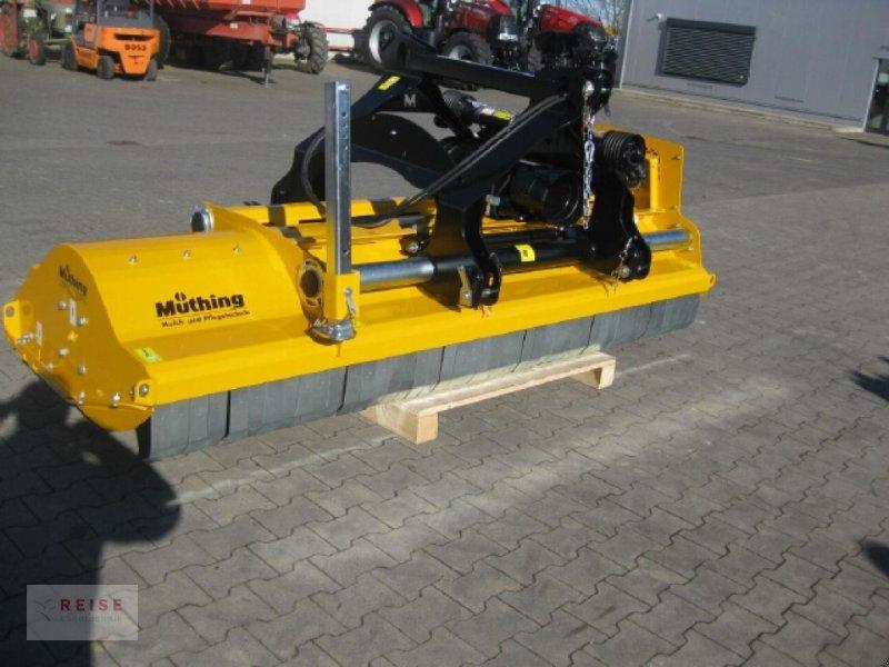 Mulcher типа Müthing MU-M 280 Vario, Neumaschine в Lippetal / Herzfeld (Фотография 2)