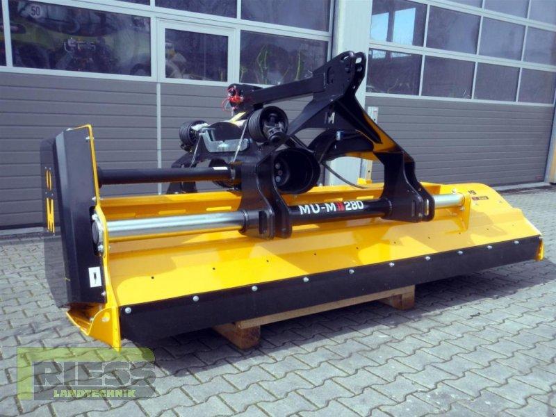 Mulcher a típus Müthing MU-M 280 Vario, Neumaschine ekkor: Homberg (Ohm) - Maul (Kép 2)