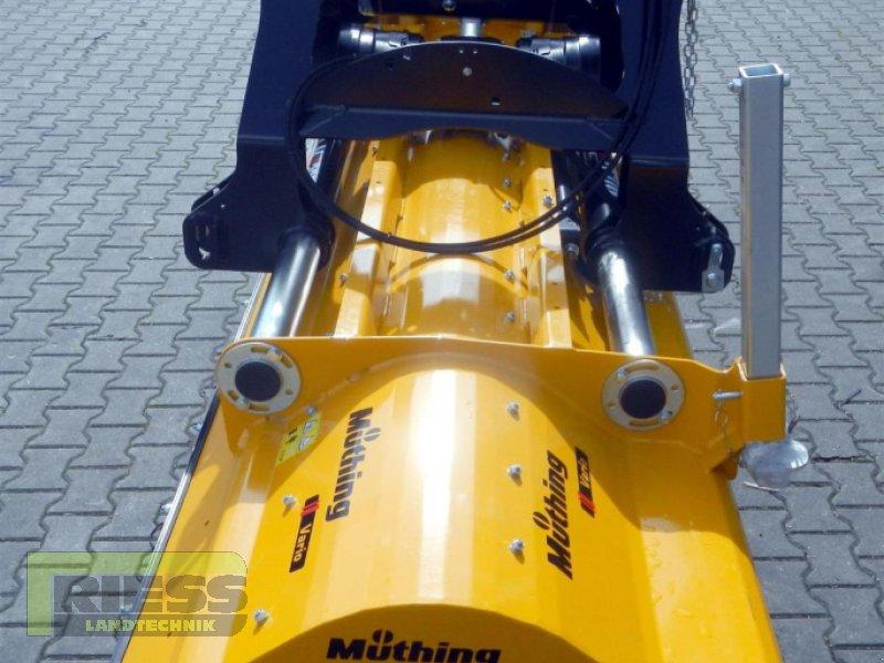 Mulcher a típus Müthing MU-M 280 Vario, Neumaschine ekkor: Homberg (Ohm) - Maul (Kép 7)