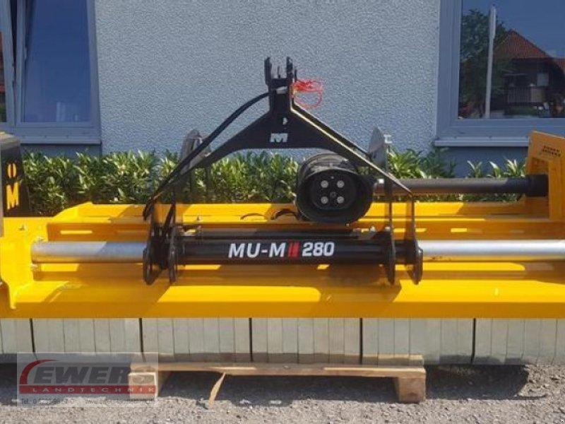 Mulcher des Typs Müthing MU-M 280, Neumaschine in Salzkotten (Bild 1)