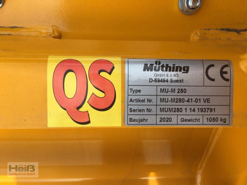 Mulcher a típus Müthing MU-M 280, Neumaschine ekkor: Merkendorf (Kép 3)