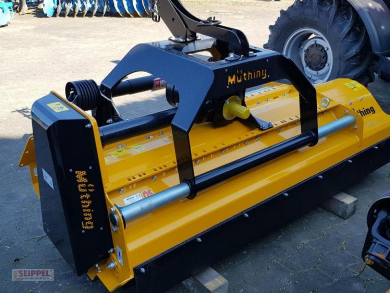 Mulcher типа Müthing MUH 200 Vario, Neumaschine в Groß-Umstadt (Фотография 1)