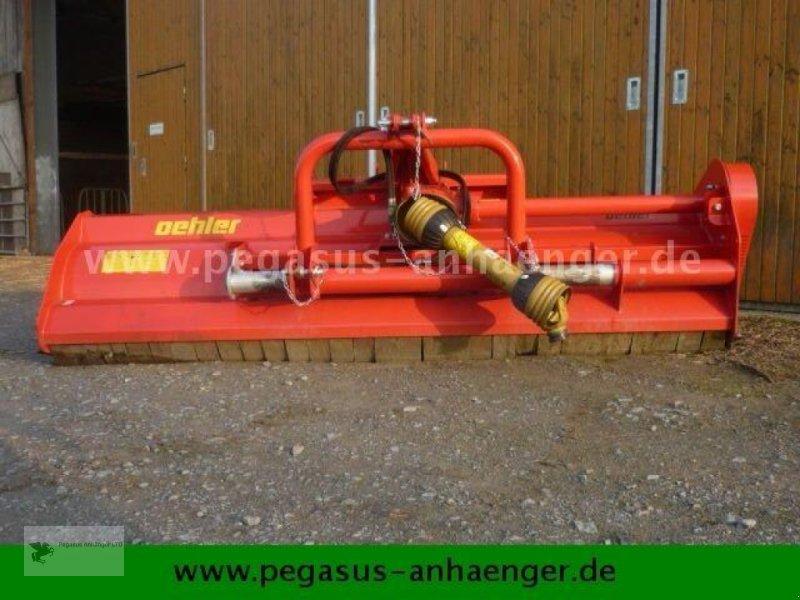 Mulcher типа Oehler Mulchgerät 2018 Vorführgerät, Gebrauchtmaschine в Gevelsberg (Фотография 2)
