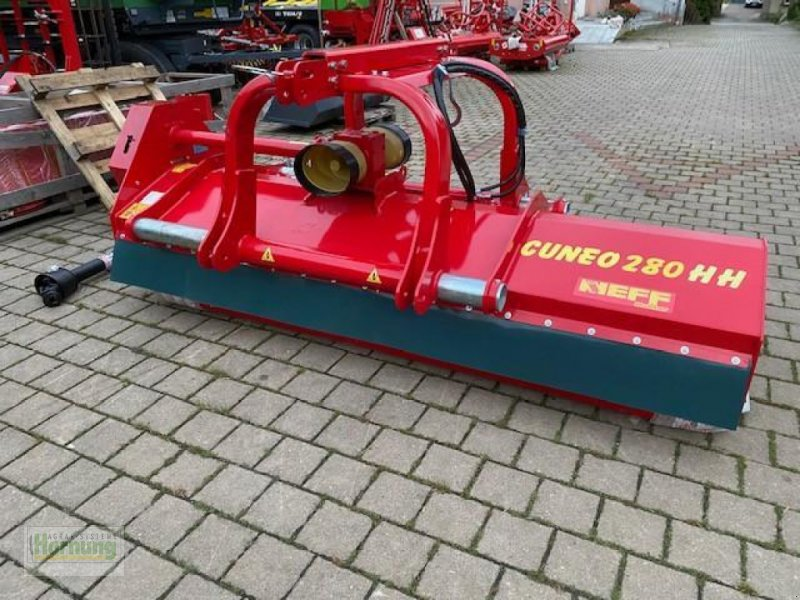 Mulcher типа Omarv Cuneo HH 280, Vorführmaschine в Unterschneidheim-Zöbingen (Фотография 1)