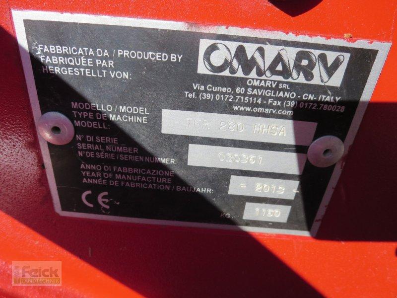 Mulcher des Typs Omarv Cuneo HH SA 280, Gebrauchtmaschine in Reinheim (Bild 5)