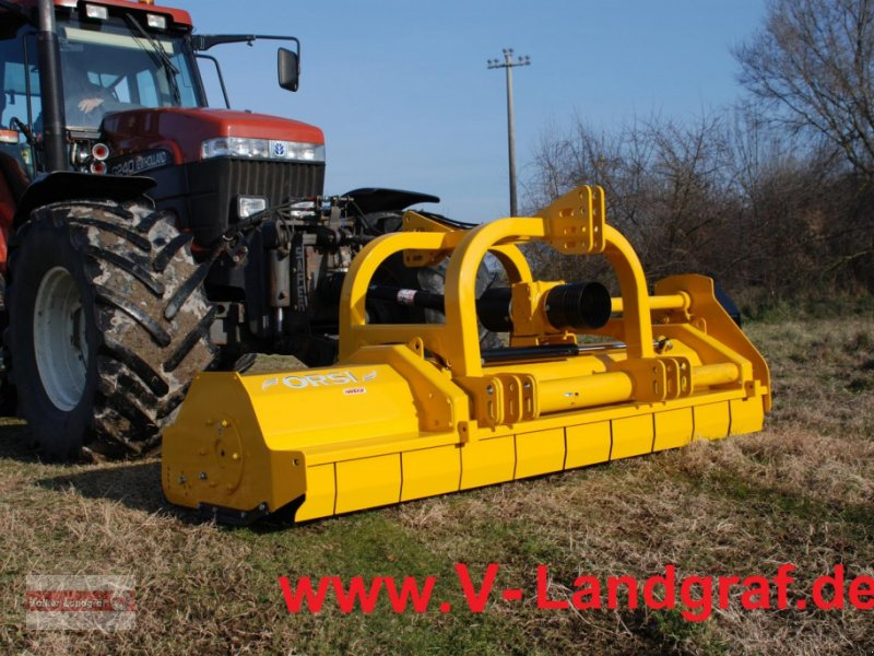 Mulcher des Typs Orsi Pro Hardox 2800, Vorführmaschine in Ostheim/Rhön (Bild 1)