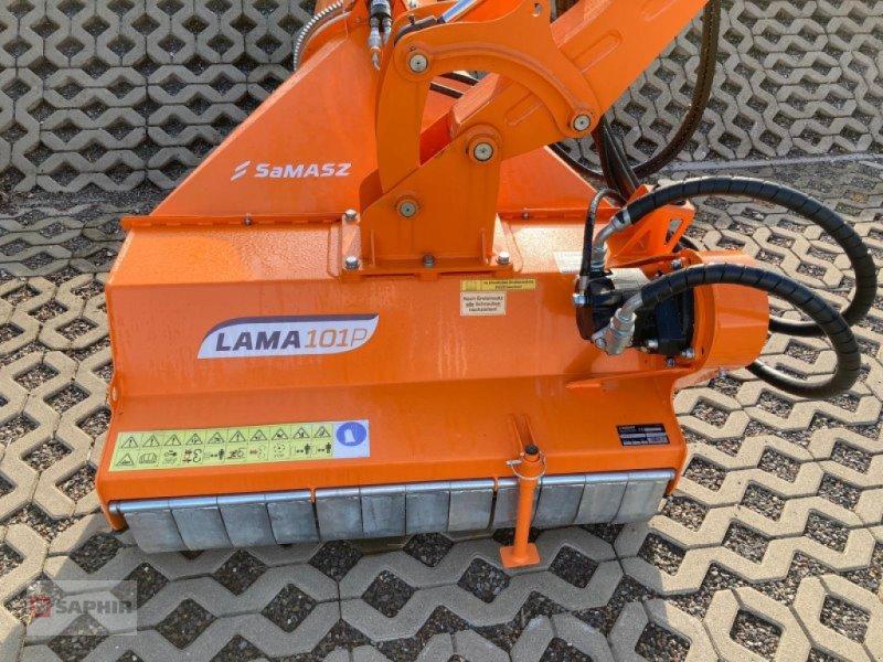 Mulcher des Typs SaMASZ Lama 101 P, Vorführmaschine in Gyhum-Bockel (Bild 1)