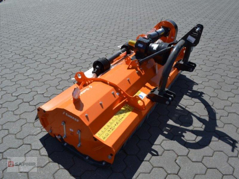 Mulcher des Typs SaMASZ Mido 180, Ausstellungsmaschine in Gyhum-Bockel (Bild 1)