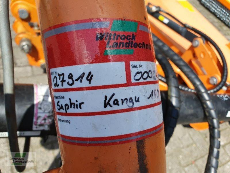 Mulcher типа Saphir Kangu 140, Gebrauchtmaschine в Rhede / Brual (Фотография 2)