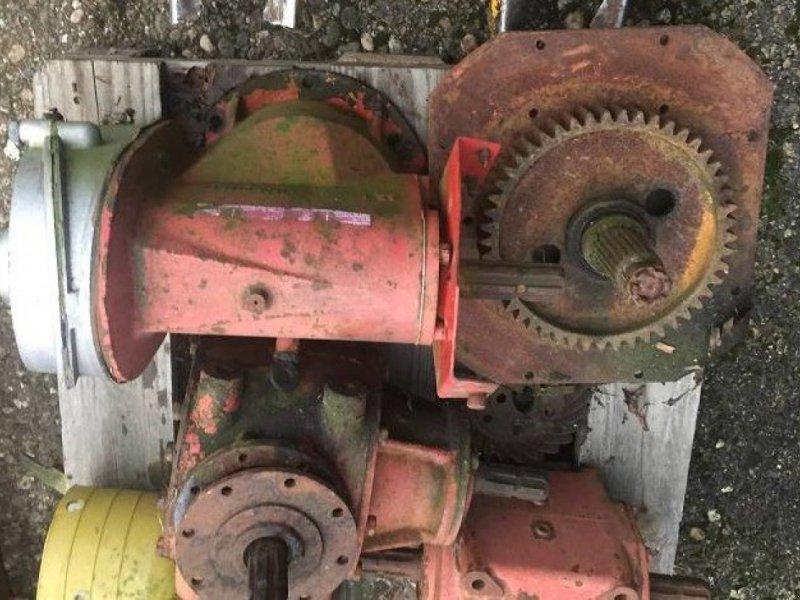 Mulcher des Typs Sauerburger Ersatzteile für H 3000, Gebrauchtmaschine in Schutterzell (Bild 2)