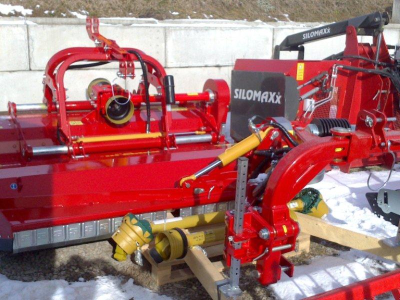 Mulcher des Typs Seppi SMO 225, Neumaschine in Bodenwöhr/ Taxöldern (Bild 1)