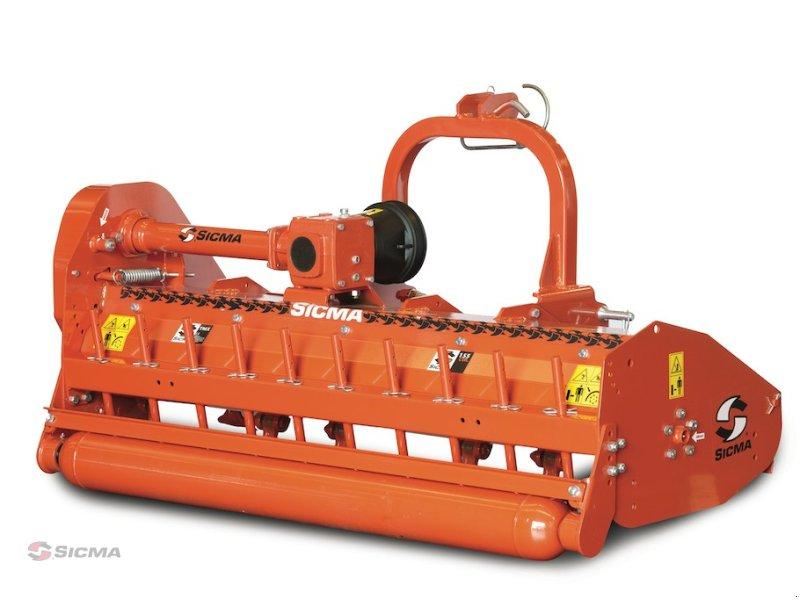 Mulcher типа SICMA Miglianico TMX 185 seitenverstellbarer Mulcher Schlegelmulcher, Neumaschine в Krefeld (Фотография 1)