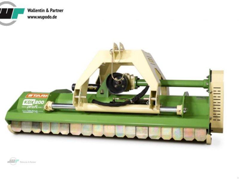 Mulcher типа Sonstige Mulcher Stark KDX Profi 180 | Profi Mulcher 1,8 m | Ab 55 PS | Schlegelmulcher | Mulchmäher, Neumaschine в Wesenberg (Фотография 1)