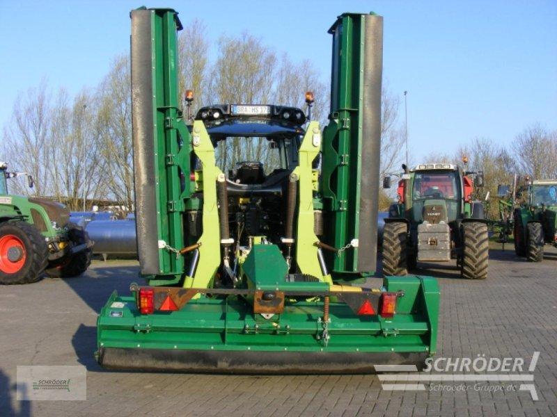 Mulcher des Typs Spearhead 7600 HD, Gebrauchtmaschine in Wildeshausen (Bild 1)