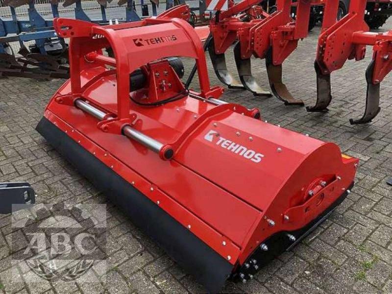 Mulcher des Typs Tehnos MU 280R LW, Neumaschine in Bösel (Bild 2)