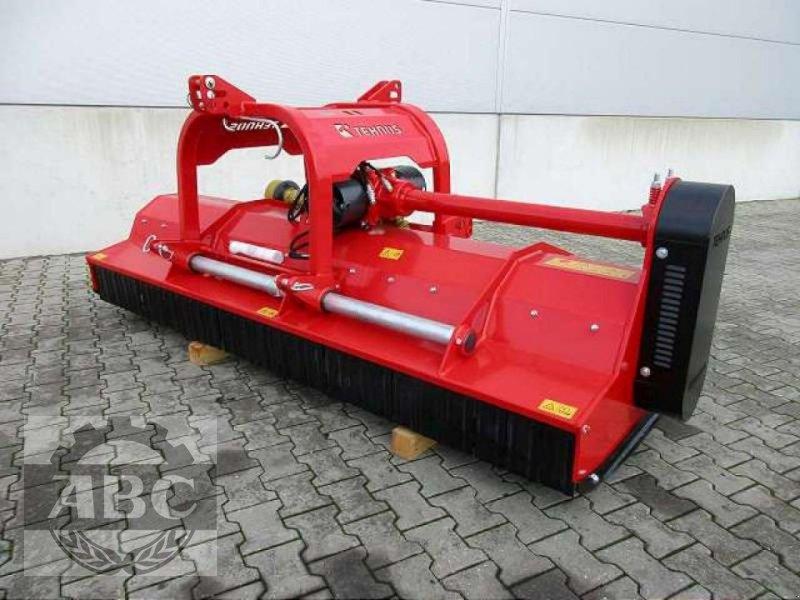 Mulcher des Typs Tehnos MU 280R LW, Neumaschine in Rhede/Brual (Bild 1)