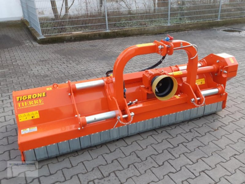 Mulcher des Typs Tierre TIGRONE 230 HYDR., Neumaschine in Unterdietfurt (Bild 1)