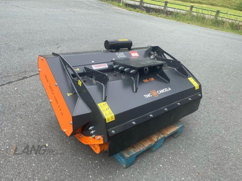 TMC Cancela THL-120 Mulchkopf Bagger mulcsoló