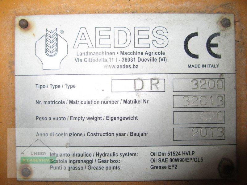 Mulchgerät & Häckselgerät типа Aedes DR 3200, Gebrauchtmaschine в Ehrenhausen (Фотография 1)