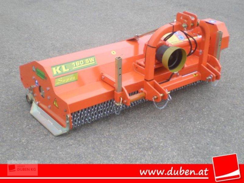 Mulchgerät & Häckselgerät typu Agrimaster KL 160 Super, Neumaschine w Ziersdorf (Zdjęcie 1)