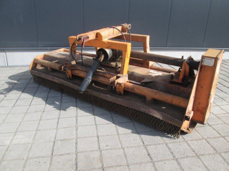 Mulchgerät & Häckselgerät des Typs Agrimaster RV 2600 Front + Heck, Gebrauchtmaschine in Wülfershausen an der Saale (Bild 1)
