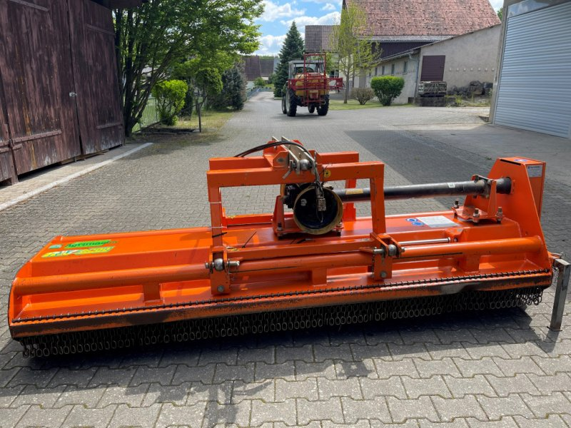 Mulchgerät & Häckselgerät tipa Agrimaster RV 2800, Gebrauchtmaschine u Ravenstein (Slika 1)